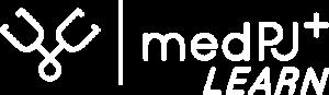 medPJ+_Logo_learn_weiss