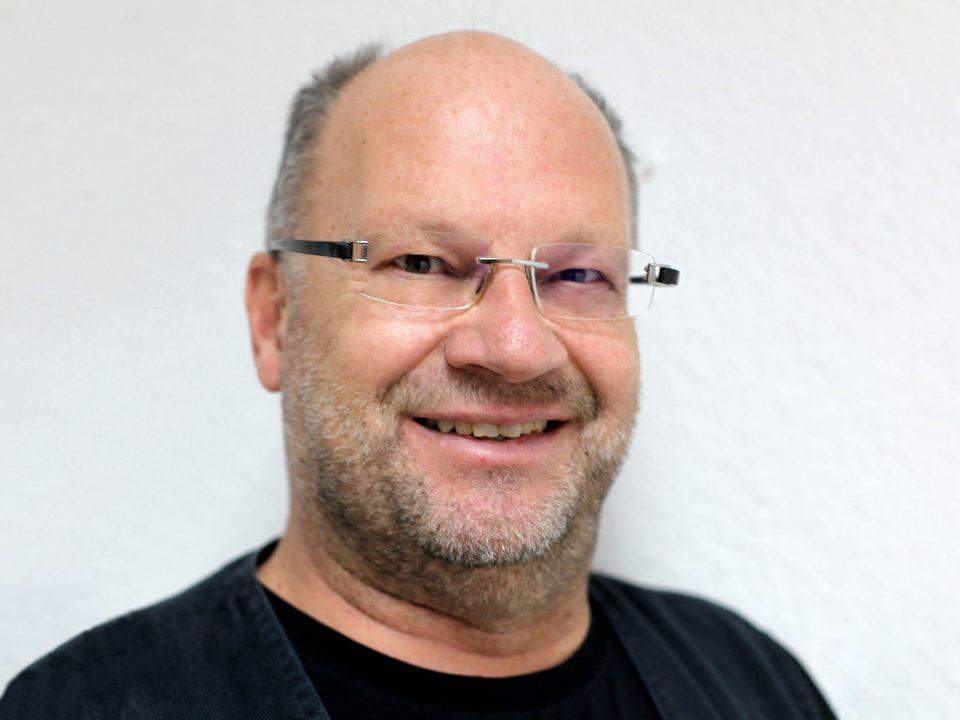 Dr. Peter Speer Portrait